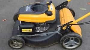 grasmachine voor onderhoud